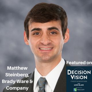 Decision Vision Episode 96:  Should I Take an Home Office Deduction? – An Interview with Matthew Steinberg, Brady Ware & Company