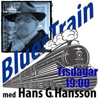 BluesTrain med Hans G. Hansson