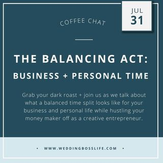 5 Crucial Ways to Balance Your Business and Personal Time