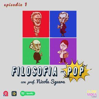 Episodio 1 - Può la filosofia permettersi d'esser pop?