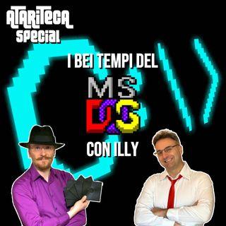 Ep.34 - Speciale ai bei tempi del MS-DOS con ILLY di FACCIAMO DOS CHIACCHIERE