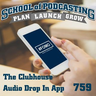 How Podcasters Can Use the Clubhouse App To Build Their Audience