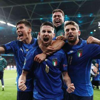 Maxischermo in Piazza dei Signori per tifare gli Azzurri alla finale di Euro2020