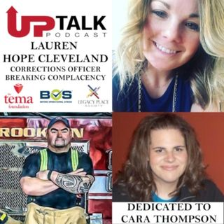 UpTalk Podcast S4E12: Lauren Hope Cleveland