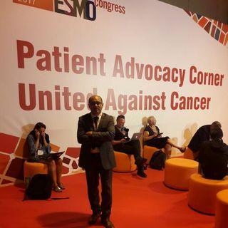 Dr. José Carlos Revilla en ESMO 2017