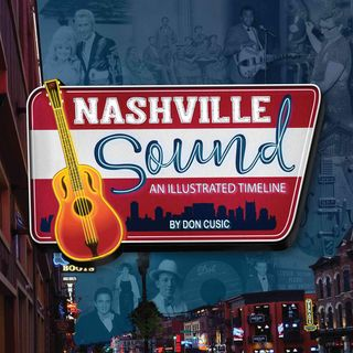 Don Cusic Releases Nashville Sound