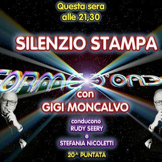 """Forme d'Onda - """"Silenzio Stampa"""" di Gigi Moncalvo - 25/03/2021"""