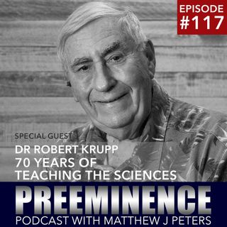 117 - 70 Years of Teaching The Sciences