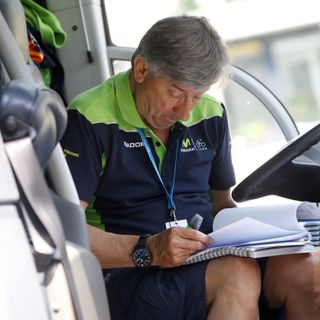 Unzué, tras la 18ª etapa del Tour de Francia