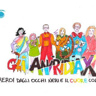 AniridiaX - Capitolo 1 | Obiettivo: salvare il mondo dai Cattivi del Covid-19