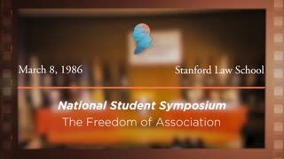 Panel V: The Freedom of Association [Archive Collection]