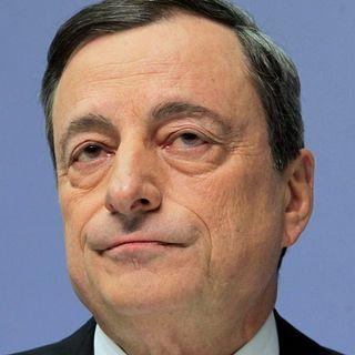 Mario Draghi consultazioni in corso