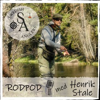 Swedish Anglers RodPod Avsnitt 1 med Henrik Stale