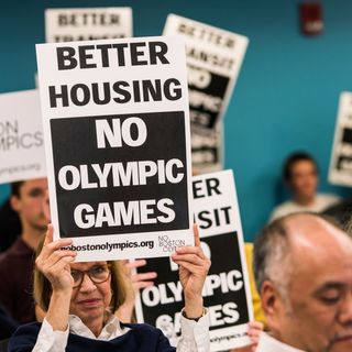 Special Guest Author: Chris Dempsey talks about his book No Boston Olympics