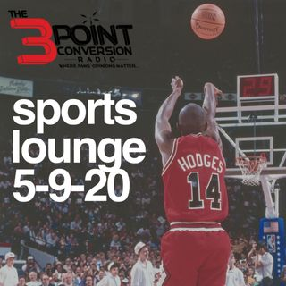 The 3 Point Conversion Sports Lounge- Craig Hodges Talks NBA & Bulls, Chris Broussard Talks Kobe, NFL Schedule Flaws