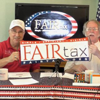 #159 Should We Scrap the FAIRtax?