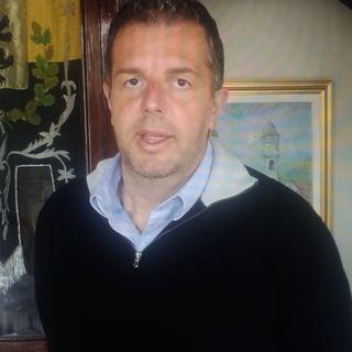 Federico Comba, sindaco di Frossasco