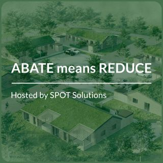 ABATE means REDUCE