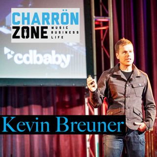 Kevin Breuner: VP of marketing at CD Baby, Grammy nominated recording artist .