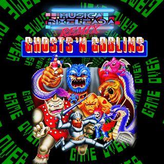 Ghosts ´n Goblins (Arcade)