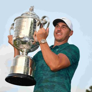 Brilliant win for Koepka