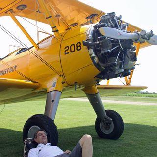 Sergio Barlocchetti Flight test engineer