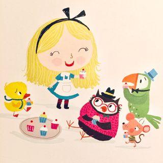 Alice nel paese delle meraviglie (4+ anni) - Katleen Put - tratto da un racconto di L. Carroll