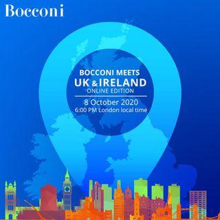Bocconi fa tappa in UK offrendo un futuro migliore ai giovani