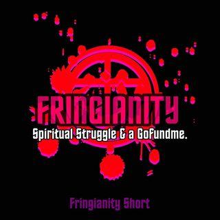 Spiritual struggles & a Gofundme