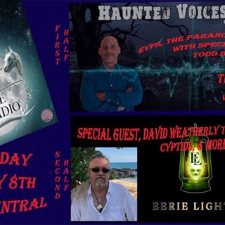 Eerie Haunted Talk with Todd Bates and David Weatherly