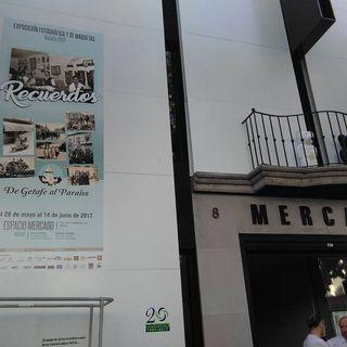 """""""Recuerdos"""" La exposición de De Getafe al Paraíso"""