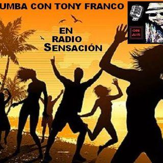 DE RUMBA con Tony Franco Let´s Party!