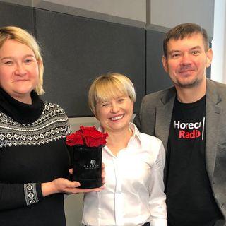 Goście Horeca Radio, odc. 40 - Elżbieta Lendo - Harmony Polish Hotels