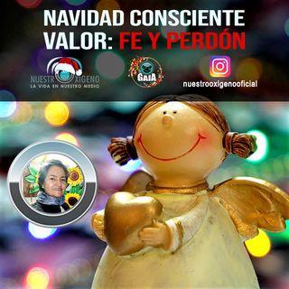 NUESTRO OXÍGENO Navidad consciente - Yaneth Pinilla - Valor Fe y Perdón
