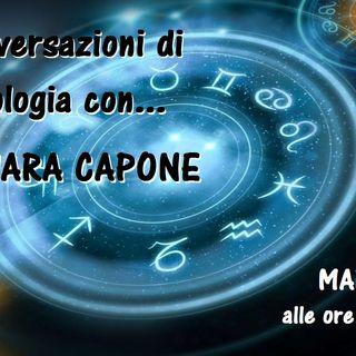 """Conversazioni di Astrologia con Chiara Capone - """"L'Astronomologia"""" - 05/11/2019"""