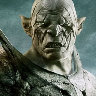 Azog the Defiler ... We've Got Issues With This Guy.