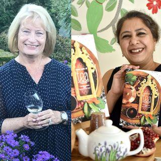 Seven Pots of Tea - Nandita Godbole and Linda Kissam on Big Blend Radio