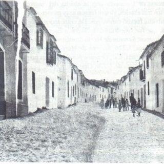 Las calles tienen su historia... La calle de la Pasión