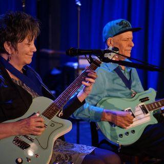 E.195: Joe & Vicki Price | Blues Musicians