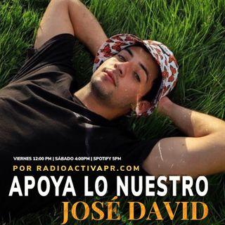 Apoya Lo Nuestro | Adiel, Natalia Lugo & José David