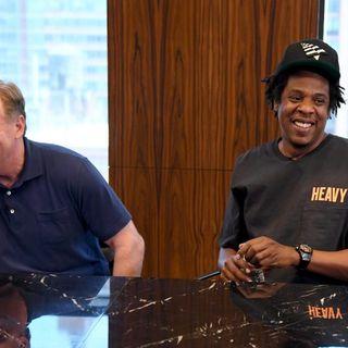 Jay Z the NFL Kaepernick and Eric Reid