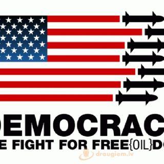 Ecco come gli USA esportano la Democrazia nel nostro pianeta