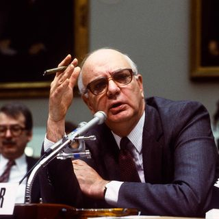 How Paul Volcker Beat Inflation/Stagflation