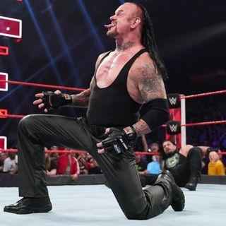 #20 Undertaker ritorna, strano