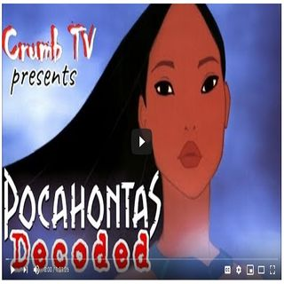 Pocahontas Decoded – Crumb TV audio ( #GetSnatched with #kalinagoflyingeagle ) #TellTheTruth