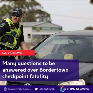 Bordertown checkpoint truck crash tragedy