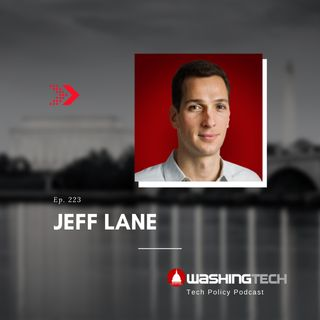 'Criminal Justice and Tech: The Digital Street' with Jeff Lane (Ep. 223)
