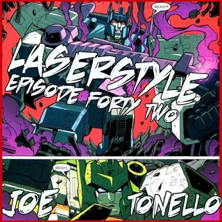EP42: Joe Tonello
