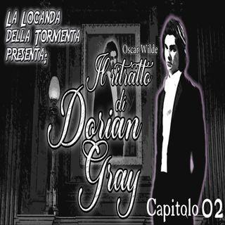 Audiolibro Il ritratto di Dorian Gray - Oscar Wilde - Capitolo 02
