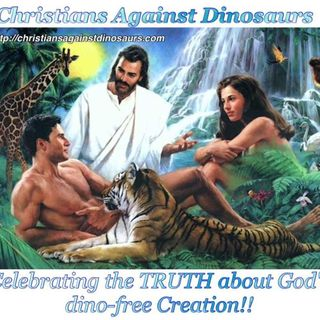 Episode 33: Christians Against Dinosaurs
